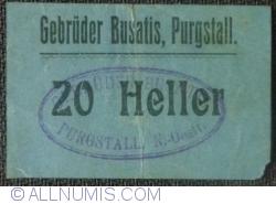 Image #1 of 20 Heller ND - Purgstall (Gebrüder Busatis)