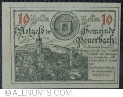 Imaginea #1 a 10 Heller 1920 - Peuerbach