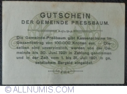 Image #2 of 20 Heller 1920 - Pressbaum