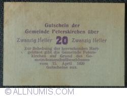 Image #2 of 20 Heller 1920 - Peterskirchen