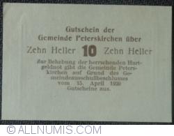 Image #2 of 10 Heller 1920 - Peterskirchen