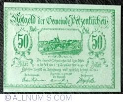 Imaginea #1 a 50 Heller 1920 - Petzenkirchen