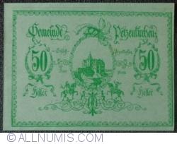 Imaginea #2 a 50 Heller 1920 - Petzenkirchen