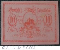 Imaginea #2 a 10 Heller 1920 - Petzenkirchen