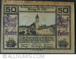 Imaginea #1 a 50 Heller 1920 - Perg
