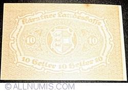 Imaginea #2 a 10 Heller 1920 - Carintia (Kärnten)