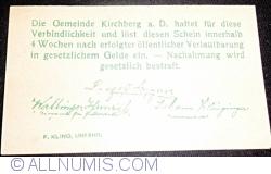Image #2 of 10 Heller 1920 - Kirchberg ob der Donau
