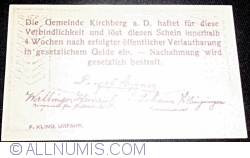 Image #2 of 50 Heller 1920 - Kirchberg ob der Donau