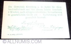 Image #2 of 99 Heller ND - Kirchberg ob der Donau (First Issue - Erste Auflage)