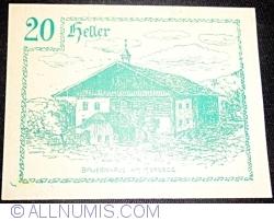 Image #2 of 20 Heller 1920 - Innerschwandt