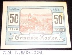 Image #1 of 50 Heller 1920 - Kasten