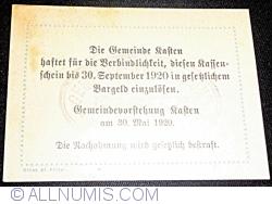 Image #2 of 50 Heller 1920 - Kasten