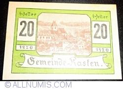 Image #1 of 20 Heller 1920 - Kasten