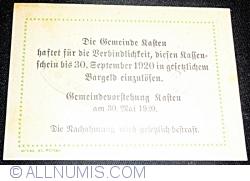 Image #2 of 20 Heller 1920 - Kasten