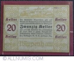 20 Heller 1920 - Wippenham