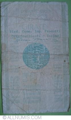Image #2 of 100 Lire 1976 (2. IV.) - Torino