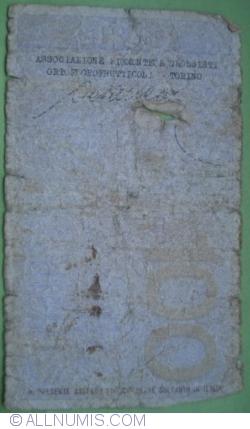 Image #2 of 100 Lire 1976 (15. III.) - Torino