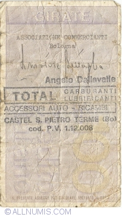 Image #2 of 100 Lire 1976 (30. VI.) - Bologna