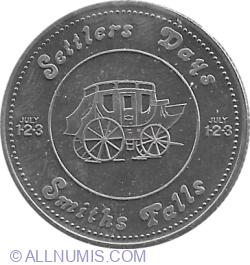 Image #2 of 1 Dollar 1978 - Smith Falls