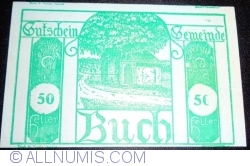 Image #1 of 50 Heller 1920 - Buch