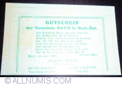 Image #2 of 50 Heller 1920 - Buch
