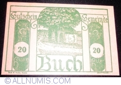 Image #1 of 20 Heller 1920 - Buch