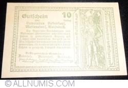 Image #2 of 10 Heller 1920 - Bubendorf, Weikersdorf, Wolfsbach