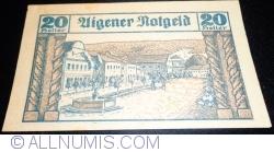 Imaginea #2 a 20 Heller 1920 - Aigen