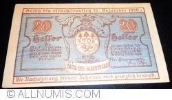 Imaginea #1 a 20 Heller 1920 - Aigen