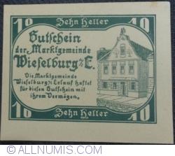 Imaginea #1 a 10 Heller ND - Wieselburg an der Erlauf