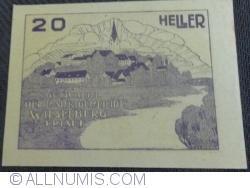 Imaginea #1 a 20 Heller ND - Wieselburg an der Erlauf