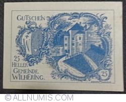 Imaginea #1 a 25 Heller 1920 - Wilhering