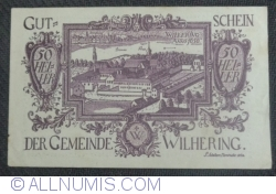 Imaginea #1 a 50 Heller 1920 - Wilhering