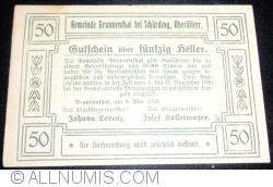 Image #2 of 50 Heller 1920 - Brunnenthal