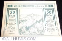 Image #1 of 50 Heller 1920 - Brunnenthal