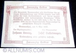 Image #2 of 20 Heller 1920 - Brunnenthal
