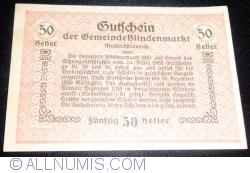 Image #2 of 50 Heller 1920 - Blindenmarkt