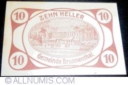 Image #1 of 10 Heller 1920 - Brunnenthal