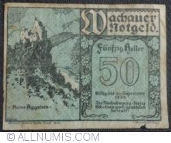 50 Heller ND - Spitz an der Donau