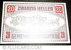Imaginea #2 a 20 Heller ND - Laakirchen