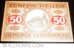 Imaginea #2 a 50 Heller ND - Laakirchen