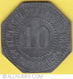 Image #1 of 10 Pfennig 1920 - Trier