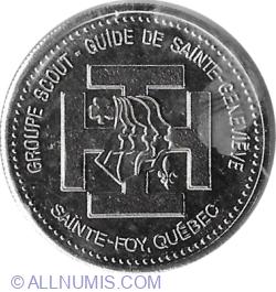 Image #2 of 2 Dollars 1985 - Sainte-Foy, Quebec
