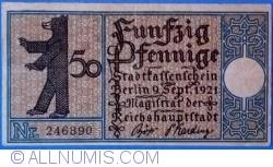 50 Pfennig 1921 (2) - Berlin