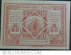 Imaginea #2 a 50 Heller 1920 - Sankt Georgen am Ybbsfelde