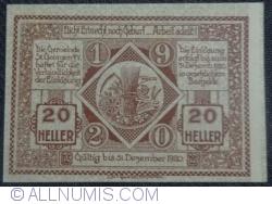 Image #2 of 20 Heller 1920 - Sankt Georgen am Ybbsfelde