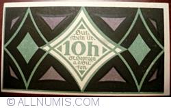 Imaginea #1 a 10 Heller 1920 - Sankt Georgen an der Gusen