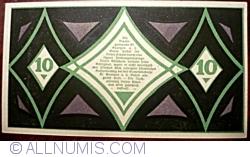 Imaginea #2 a 10 Heller 1920 - Sankt Georgen an der Gusen