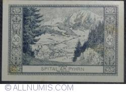 Imaginea #1 a 50 Heller 1920 - Spital am Pyhrn