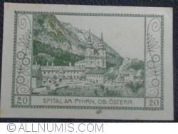 Imaginea #1 a 20 Heller 1920 - Spital am Pyhrn
